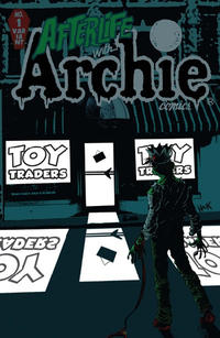 Cover Thumbnail for Afterlife with Archie (Archie, 2013 series) #1 [Toy Traders Store Variant]