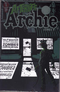 """Cover Thumbnail for Afterlife with Archie (Archie, 2013 series) #1 [New York Comic Con """"Help Wanted"""" Variant]"""