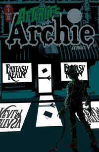 Cover Thumbnail for Afterlife with Archie (Archie, 2013 series) #1 [Fantasy Realm Store Variant]