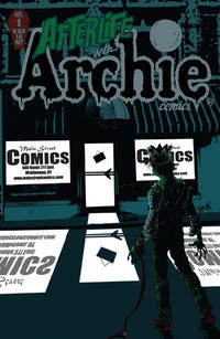 Cover Thumbnail for Afterlife with Archie (Archie, 2013 series) #1 [Main Street Comics Store Variant]