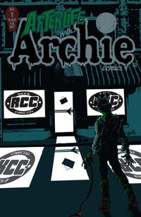 Cover Thumbnail for Afterlife with Archie (Archie, 2013 series) #1 [Rick's Comic City Store Variant]
