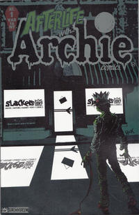 Cover Thumbnail for Afterlife with Archie (Archie, 2013 series) #1 [Slackers Store Variant]