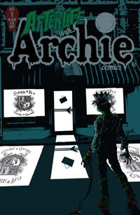 Cover Thumbnail for Afterlife with Archie (Archie, 2013 series) #1 [Super Fly Store Variant]