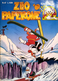 Cover Thumbnail for Zio Paperone (The Walt Disney Company Italia, 1990 series) #67