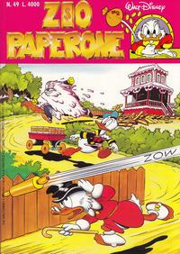 Cover Thumbnail for Zio Paperone (The Walt Disney Company Italia, 1990 series) #49