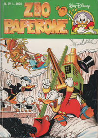 Cover Thumbnail for Zio Paperone (The Walt Disney Company Italia, 1990 series) #39