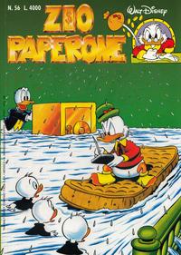 Cover Thumbnail for Zio Paperone (Disney Italia, 1990 series) #56
