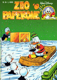 Cover Thumbnail for Zio Paperone (Disney Italia, 1990 series) #56