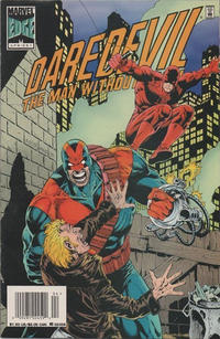 Cover for Daredevil (Marvel, 1964 series) #351 [Direct Edition]