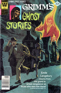 Cover Thumbnail for Grimm's Ghost Stories (Western, 1972 series) #39 [Whitman Variant]