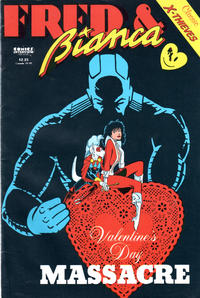 Cover Thumbnail for Fred and Bianca Valentine's Day Special (Fictioneer Books, Ltd., 1989 series)