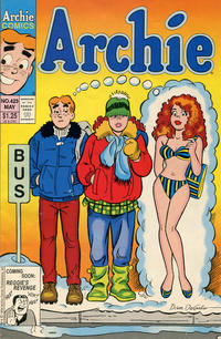 Cover Thumbnail for Archie (Archie, 1959 series) #423 [Direct]