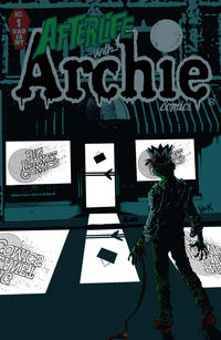 Cover Thumbnail for Afterlife with Archie (Archie, 2013 series) #1 [Big Planet Comics Store Variant]