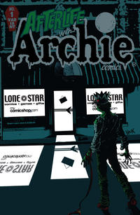 Cover Thumbnail for Afterlife with Archie (Archie, 2013 series) #1 [Lone Star Comics Store Variant]