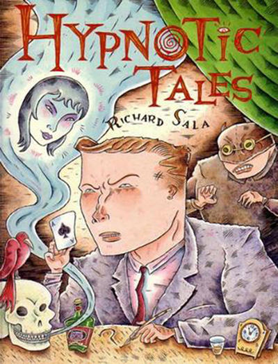 Cover for Hypnotic Tales (Kitchen Sink Press, 1992 series)