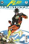 Cover Thumbnail for Flash: Rebirth (2016 series) #1 [Jason Pearson Variant]