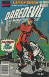 Cover for Daredevil Annual (Marvel, 1967 series) #6 [Newsstand Edition]