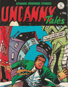 Cover for Uncanny Tales (Alan Class, 1963 series) #186