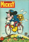 Cover for Le Journal de Mickey (Disney Hachette Presse, 1952 series) #163
