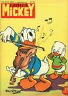 Cover for Le Journal de Mickey (Disney Hachette Presse, 1952 series) #191