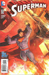 Cover for Superman (DC, 2011 series) #52 [The New 52! Variant]