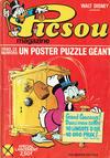 Cover for Picsou Magazine (Disney Hachette Presse, 1972 series) #1
