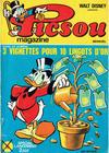 Cover for Picsou Magazine (Disney Hachette Presse, 1972 series) #3