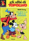 Cover for Albi di Topolino (Arnoldo Mondadori Editore, 1967 series) #711
