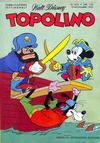 Cover for Topolino (Arnoldo Mondadori Editore, 1949 series) #625