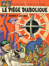 Cover Thumbnail for Les aventures de Blake et Mortimer (1950 series) #8 - Le piège diabolique [1972 (DL D.1972/0086/377, printed by Drukkerij-Uitgeverij)]