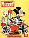 Cover for Le Journal de Mickey (Hachette, 1952 series) #3