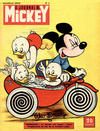 Cover for Le Journal de Mickey (Hachette, 1952 series) #3