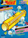 Cover for Le Journal de Mickey (Disney Hachette Presse, 1952 series) #1735