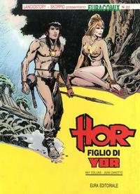 Cover Thumbnail for Euracomix (Eura Editoriale, 1988 series) #22