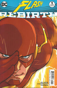 Cover Thumbnail for Flash: Rebirth (DC, 2016 series) #1 [Karl Kerschl Cover]