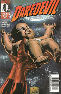 Cover Thumbnail for Daredevil (Marvel, 1998 series) #2 [Newsstand Edition]