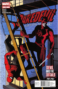 Cover Thumbnail for Daredevil (Marvel, 2011 series) #8 [Newsstand Edition]