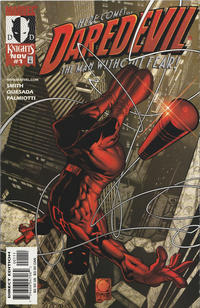 Cover Thumbnail for Daredevil (Marvel, 1998 series) #1 [Direct Edition]