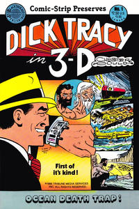Cover Thumbnail for Dick Tracy in 3-D (Blackthorne, 1986 series) #1