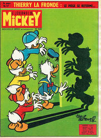 Cover Thumbnail for Le Journal de Mickey (Hachette, 1952 series) #649