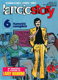 Cover Thumbnail for Lanciostory (Eura Editoriale, 1975 series) #v2#18