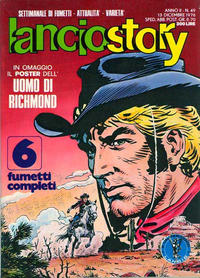 Cover Thumbnail for Lanciostory (Eura Editoriale, 1975 series) #v2#49