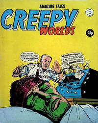 Cover Thumbnail for Creepy Worlds (Alan Class, 1962 series) #216