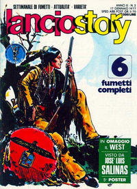 Cover Thumbnail for Lanciostory (Eura Editoriale, 1975 series) #v3#2