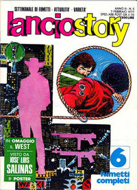 Cover Thumbnail for Lanciostory (Eura Editoriale, 1975 series) #v3#5