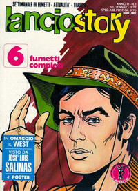Cover Thumbnail for Lanciostory (Eura Editoriale, 1975 series) #v3#1
