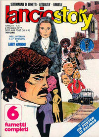 Cover Thumbnail for Lanciostory (Eura Editoriale, 1975 series) #v3#17