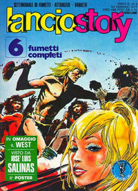 Cover Thumbnail for Lanciostory (Eura Editoriale, 1975 series) #v3#3
