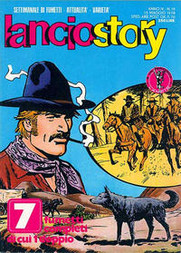 Cover Thumbnail for Lanciostory (Eura Editoriale, 1975 series) #v4#19