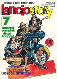 Cover Thumbnail for Lanciostory (Eura Editoriale, 1975 series) #v4#29
